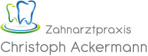 Zahnarztpraxis ackermann logo